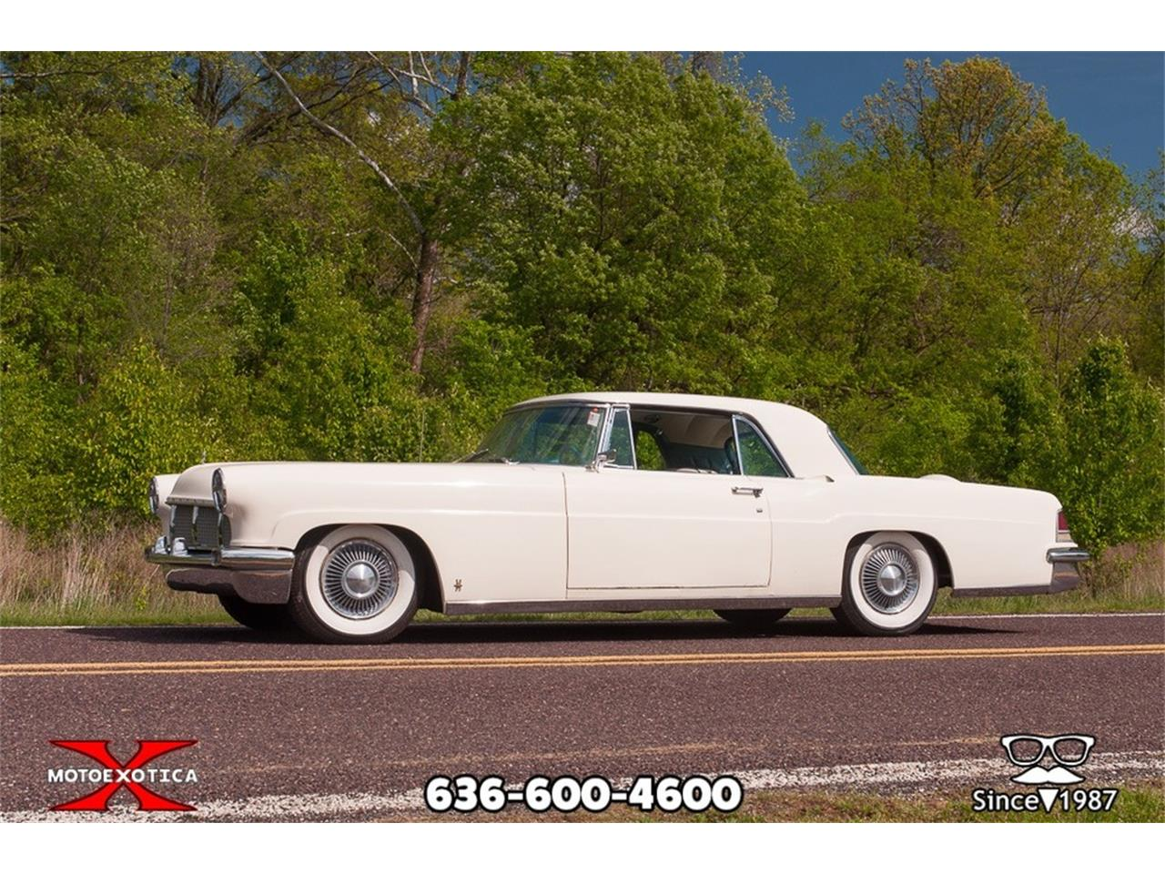 Large Picture of '56 Lincoln Continental Mark II - P1U0