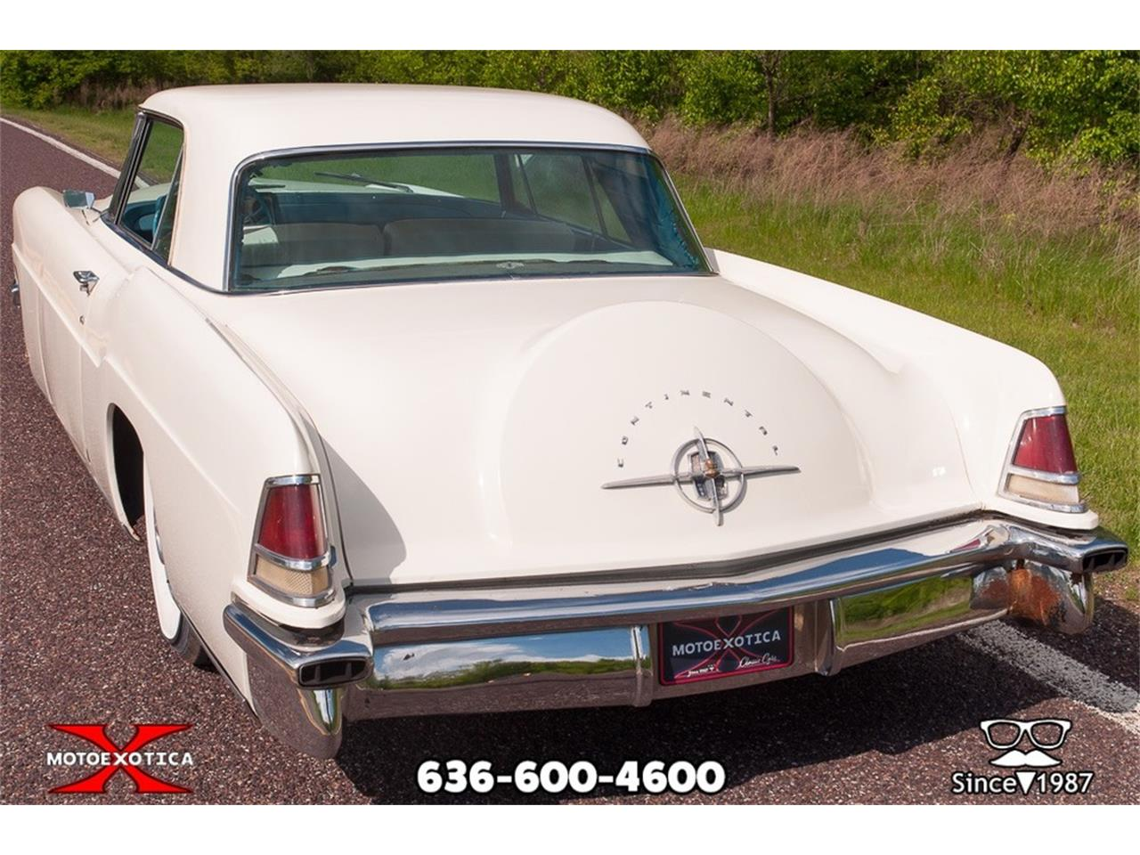 Large Picture of Classic 1956 Continental Mark II located in St. Louis Missouri - $32,900.00 Offered by MotoeXotica Classic Cars - P1U0