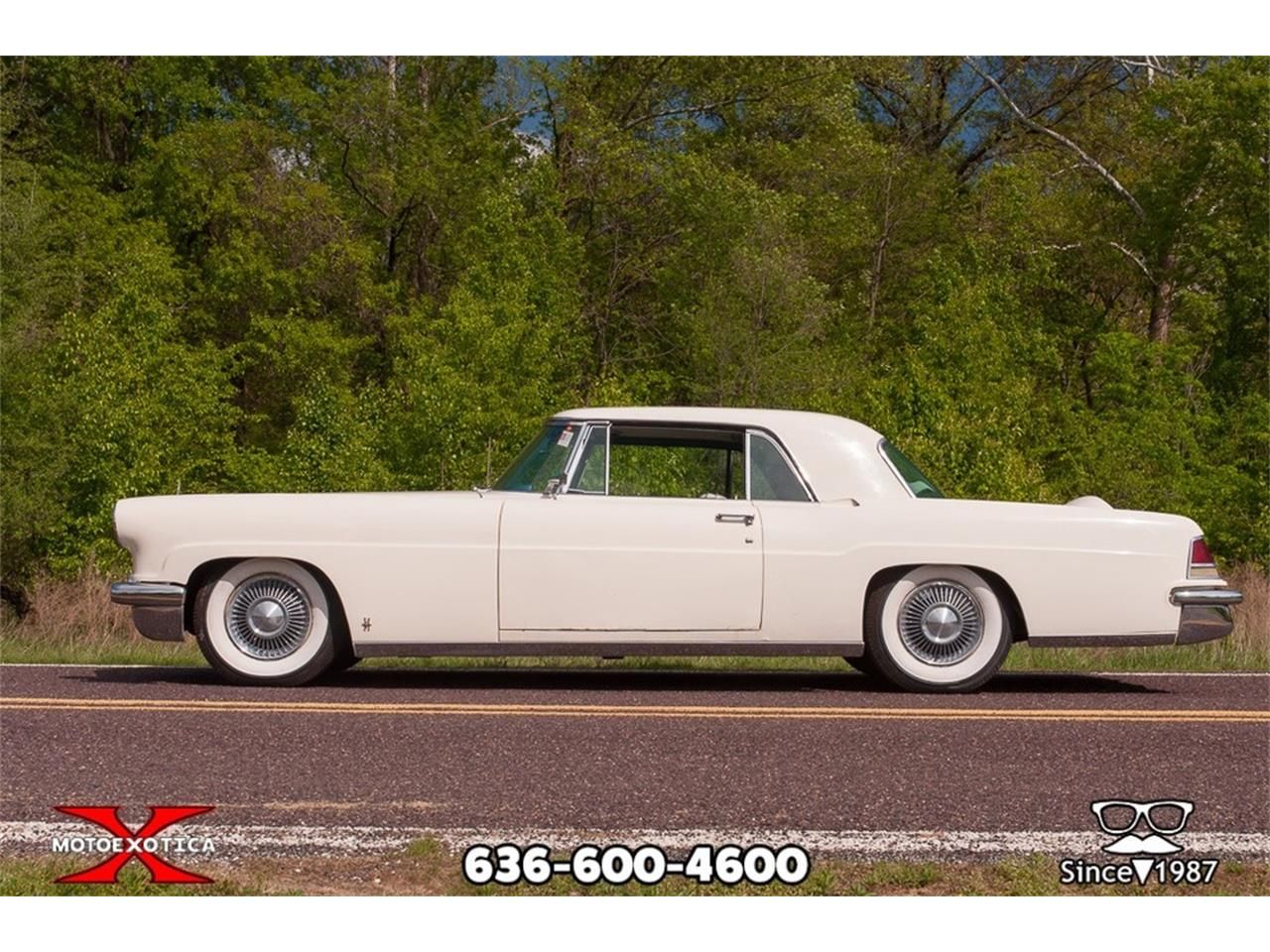 Large Picture of Classic '56 Continental Mark II - $32,900.00 Offered by MotoeXotica Classic Cars - P1U0