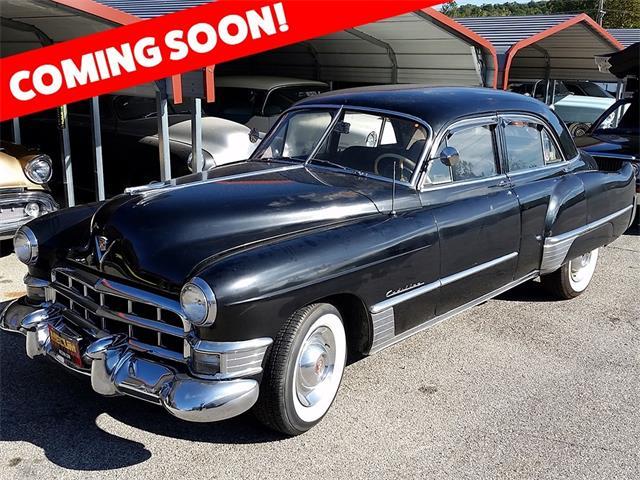 1949 Cadillac Series 62 Touring Sedan