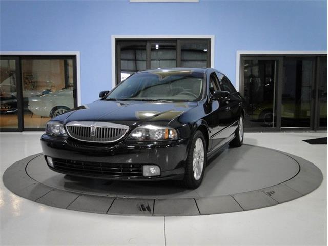 Picture of 2004 Lincoln LS located in Palmetto Florida - $5,797.00 - P1UF