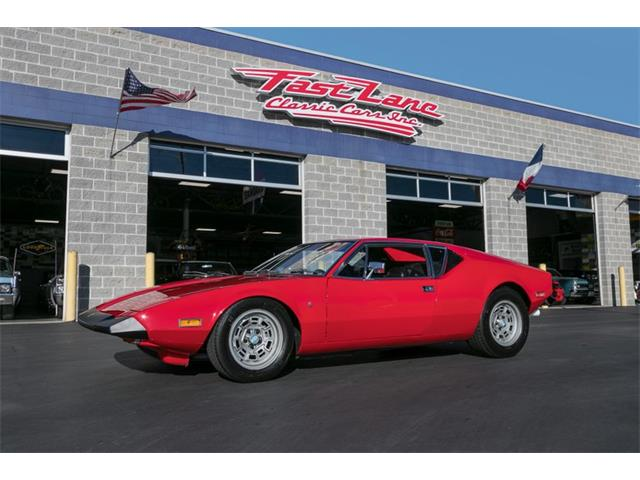 Picture of 1973 Pantera Offered by  - P1UH