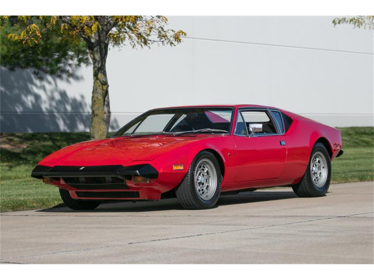 Large Picture of '73 Pantera - P1UH