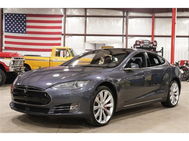 Picture of '14 Model S - P1UL