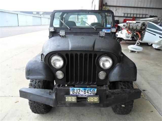 Picture of '79 CJ5 located in Cadillac Michigan - OVQO