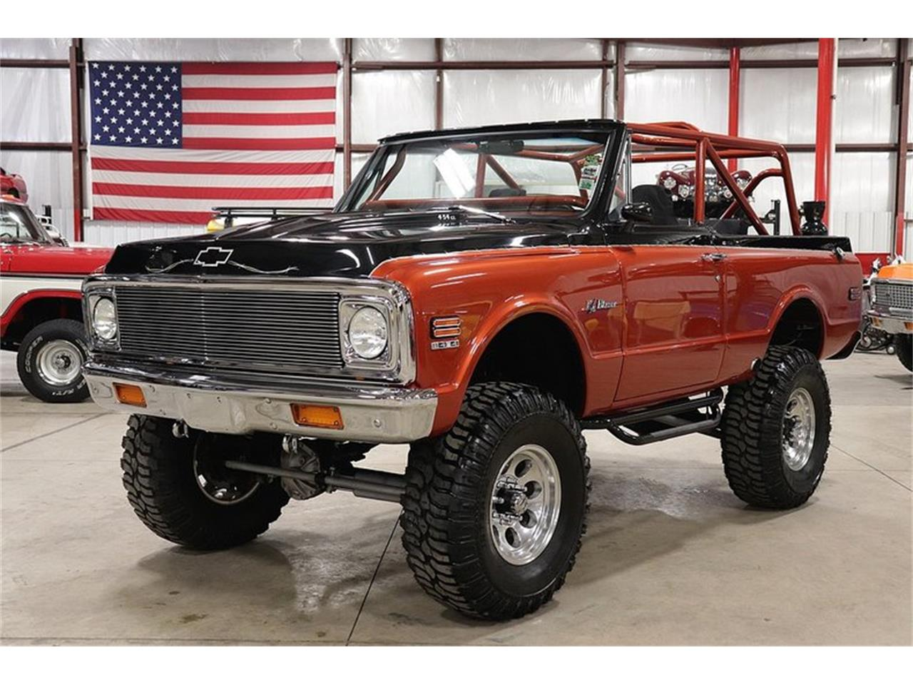 Large Picture of Classic 1972 Blazer located in Kentwood Michigan - $79,900.00 - P1UP
