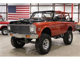 Picture of '72 Chevrolet Blazer located in Michigan Offered by GR Auto Gallery - P1UP