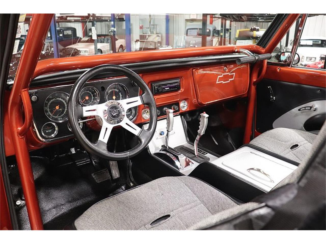 Large Picture of '72 Chevrolet Blazer located in Kentwood Michigan - $79,900.00 Offered by GR Auto Gallery - P1UP