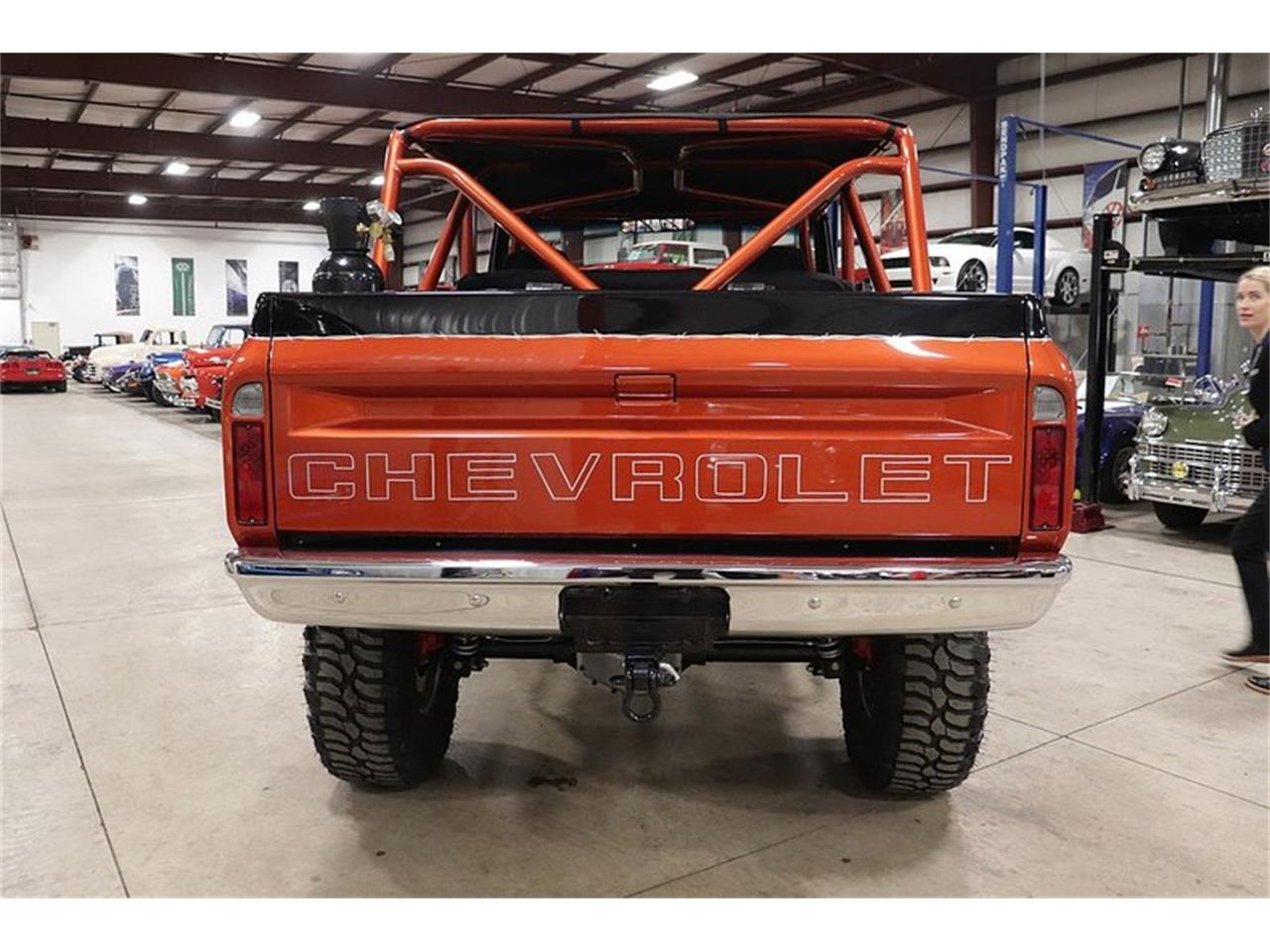 Large Picture of Classic 1972 Chevrolet Blazer located in Kentwood Michigan - $79,900.00 - P1UP