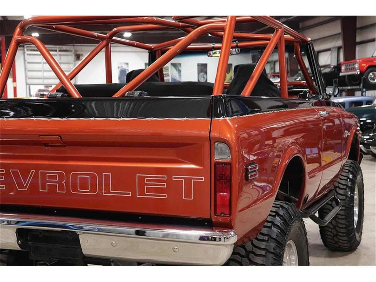 Large Picture of Classic '72 Chevrolet Blazer located in Michigan - $79,900.00 - P1UP