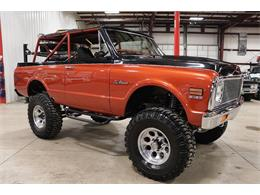 Picture of '72 Chevrolet Blazer located in Michigan - $79,900.00 - P1UP