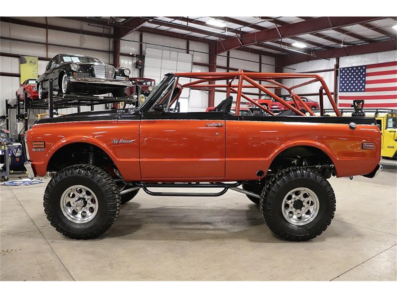 Large Picture of 1972 Chevrolet Blazer located in Michigan Offered by GR Auto Gallery - P1UP