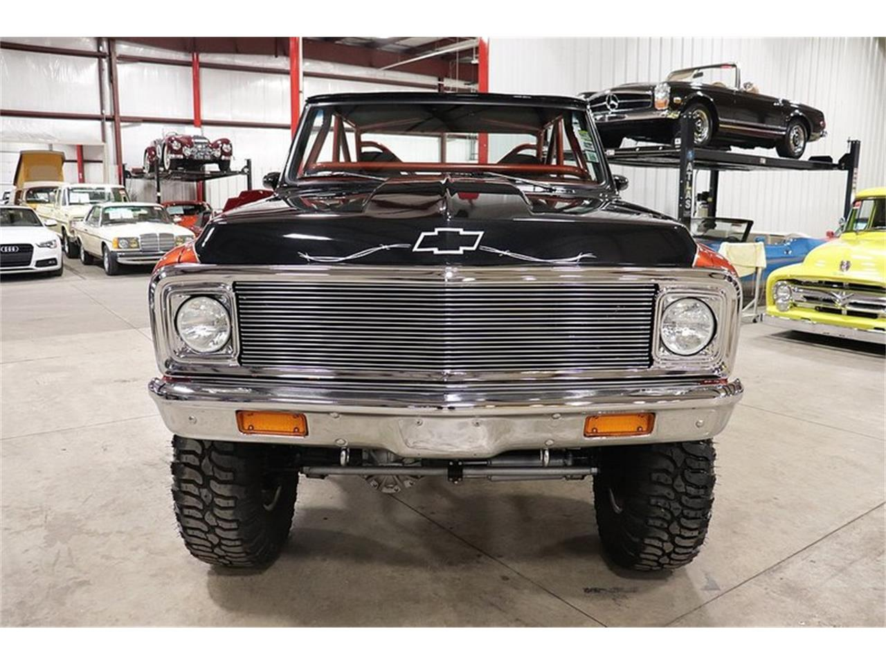 Large Picture of '72 Chevrolet Blazer located in Michigan Offered by GR Auto Gallery - P1UP