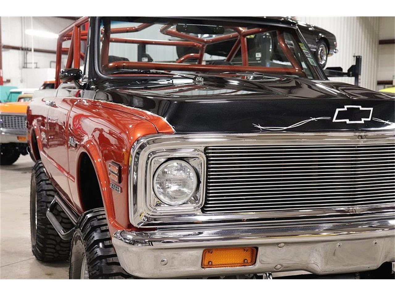 Large Picture of '72 Chevrolet Blazer - P1UP