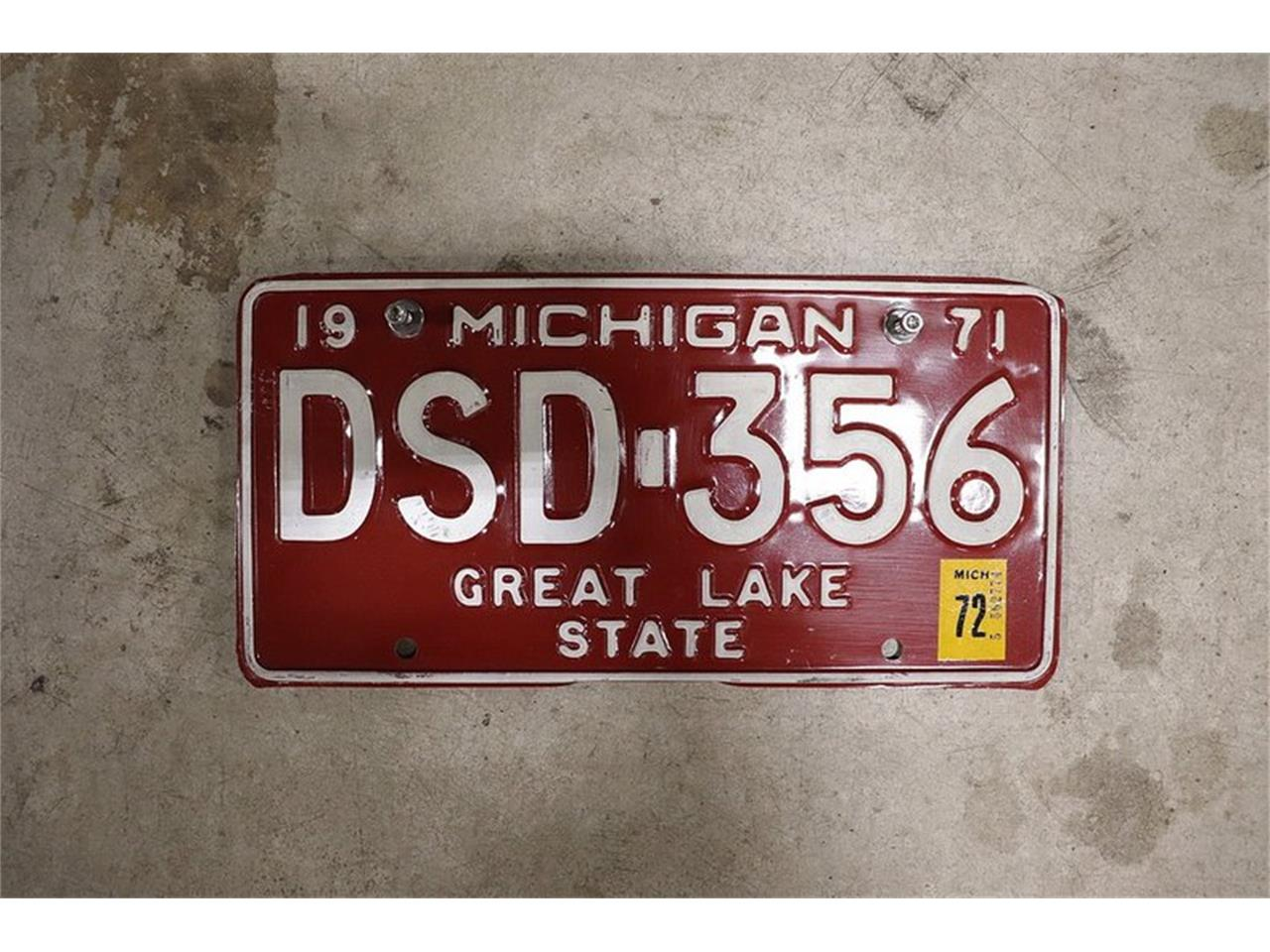 Large Picture of 1972 Chevrolet Blazer located in Michigan - P1UP