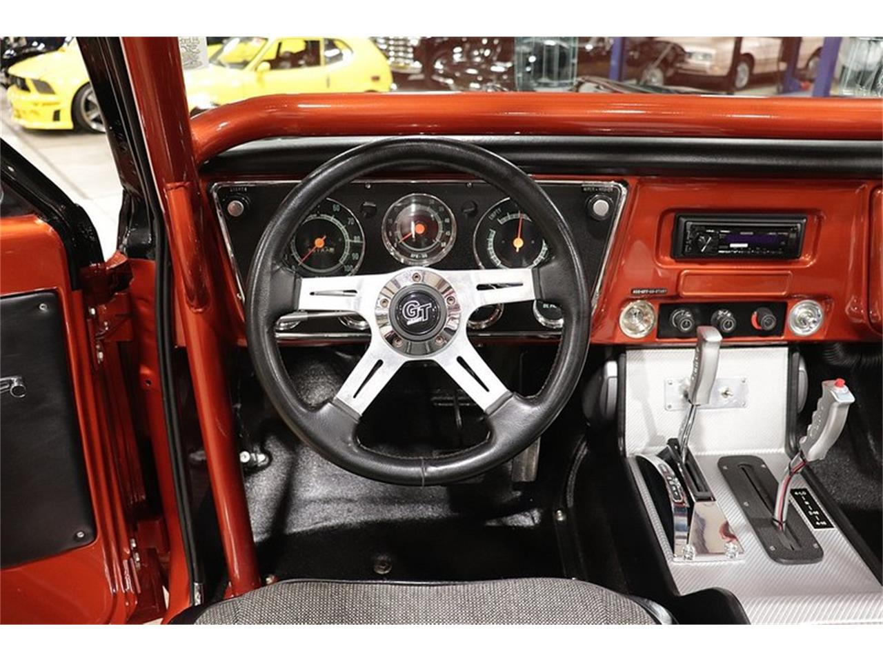 Large Picture of 1972 Blazer located in Kentwood Michigan Offered by GR Auto Gallery - P1UP
