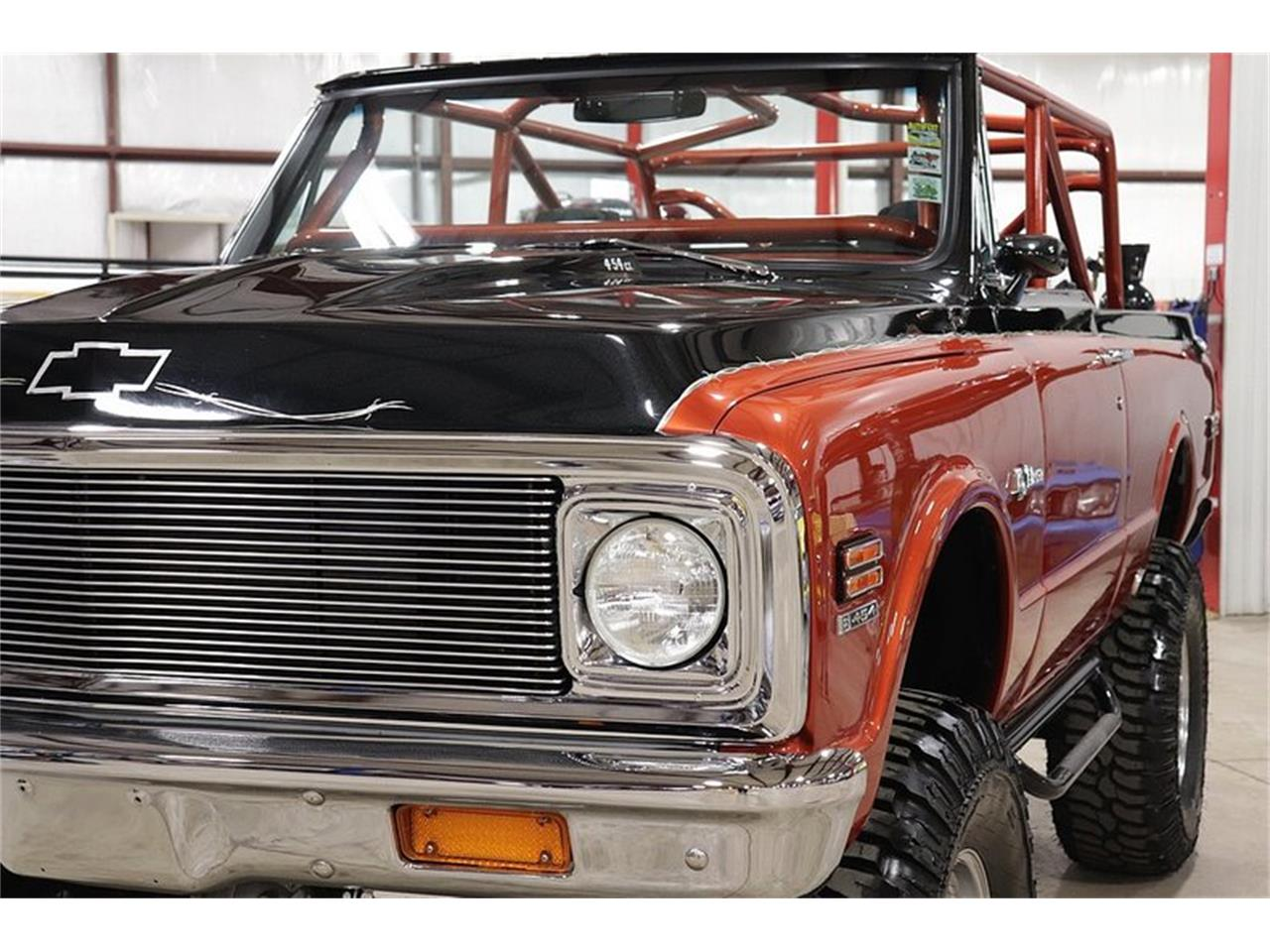 Large Picture of '72 Blazer located in Michigan - P1UP