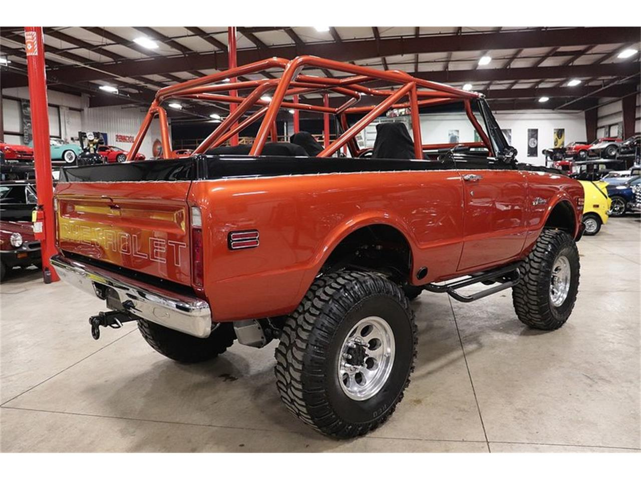 Large Picture of Classic '72 Blazer located in Michigan - $79,900.00 Offered by GR Auto Gallery - P1UP