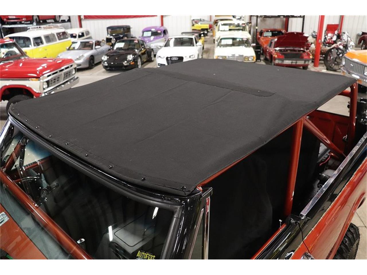 Large Picture of 1972 Blazer located in Michigan Offered by GR Auto Gallery - P1UP