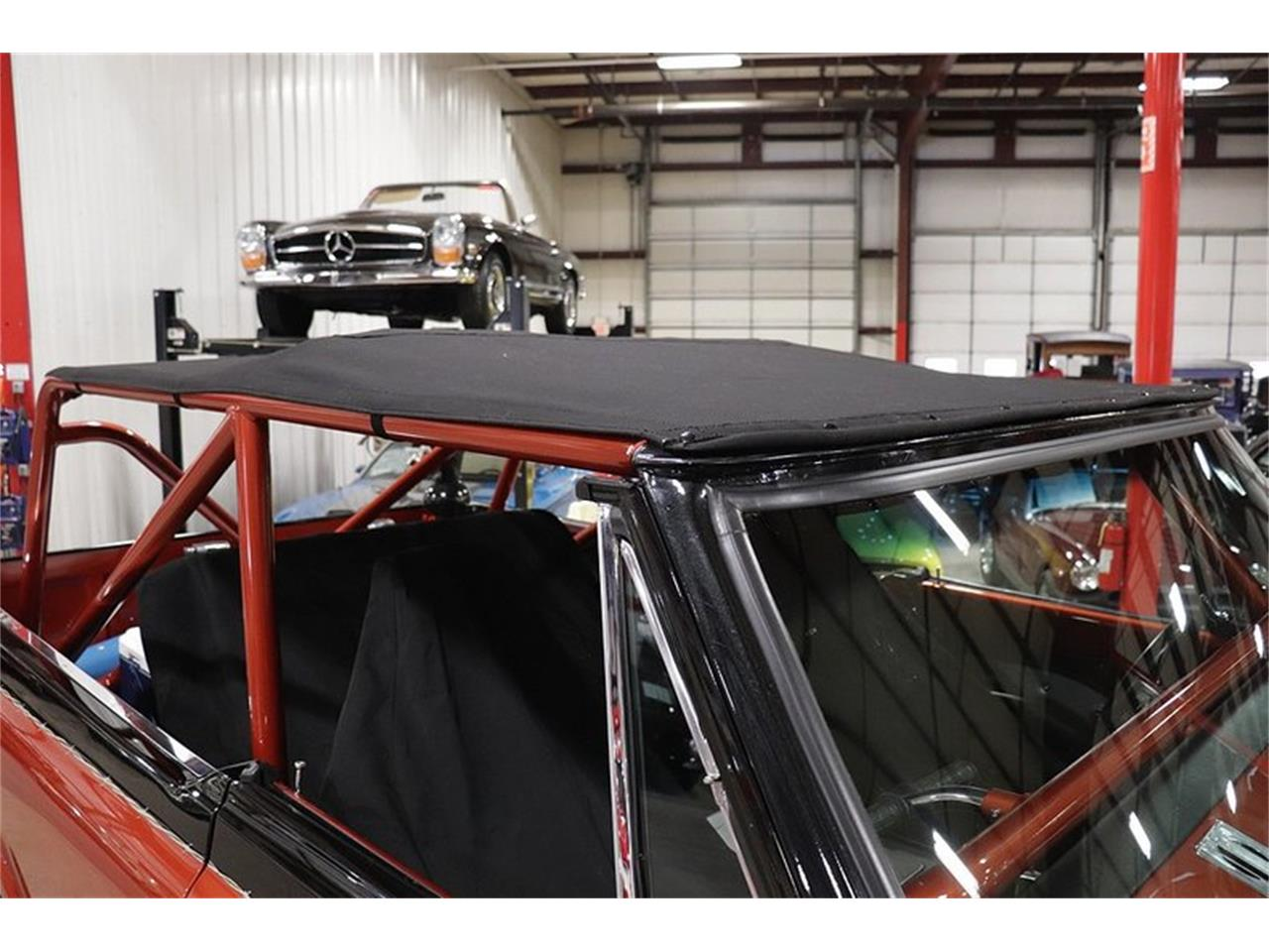 Large Picture of '72 Blazer Offered by GR Auto Gallery - P1UP