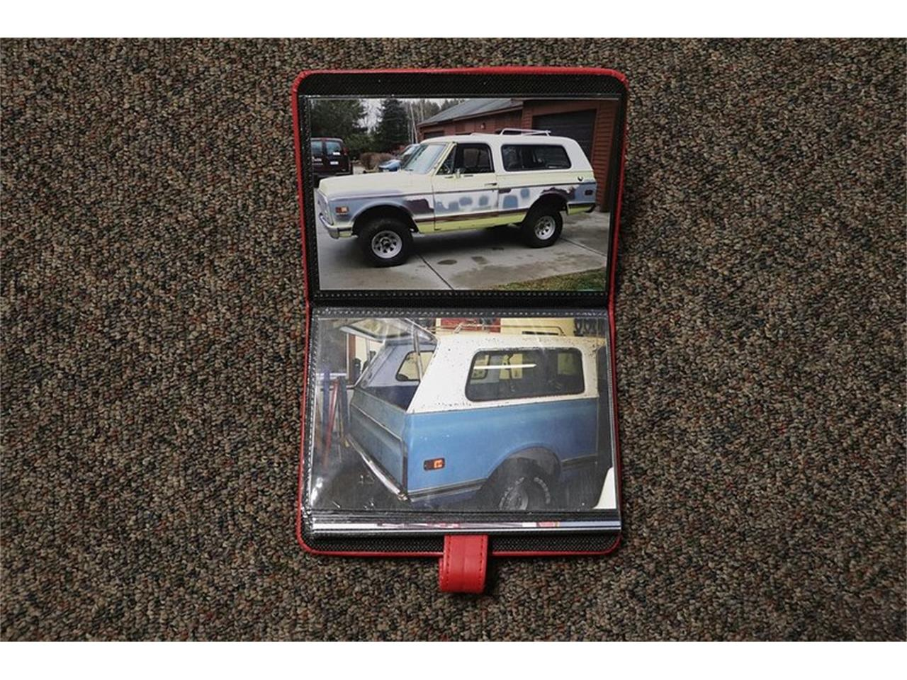 Large Picture of 1972 Chevrolet Blazer - $79,900.00 Offered by GR Auto Gallery - P1UP