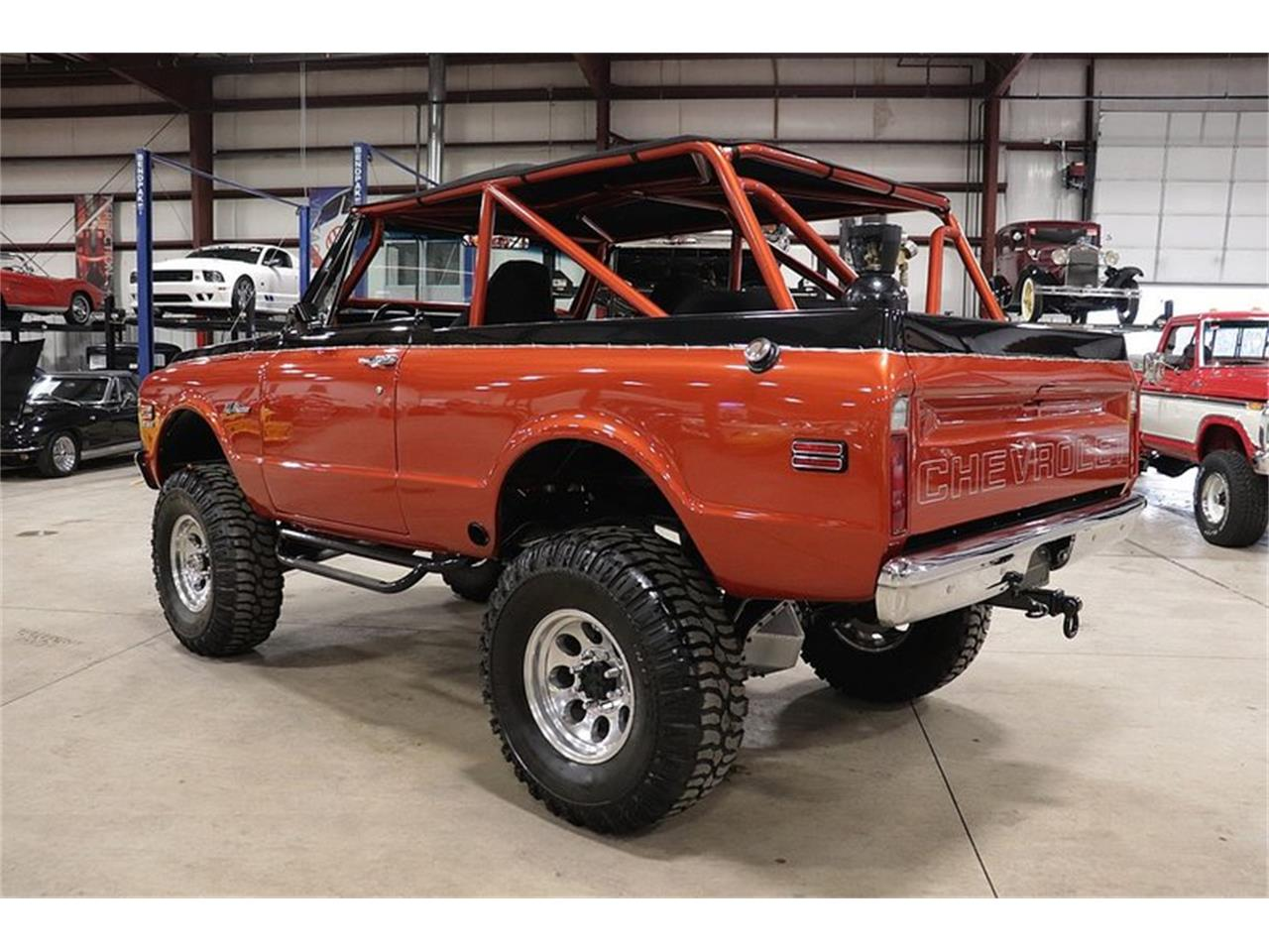 Large Picture of 1972 Blazer located in Kentwood Michigan - $79,900.00 - P1UP
