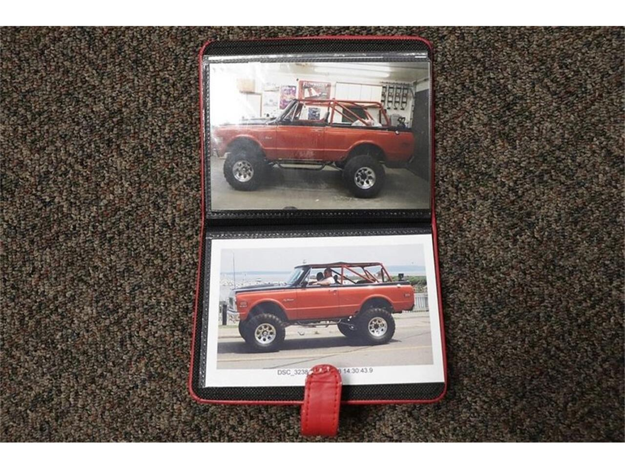 Large Picture of '72 Blazer - P1UP