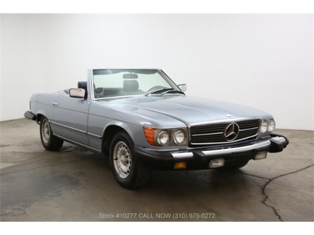 Picture of '83 380SL - OVQP