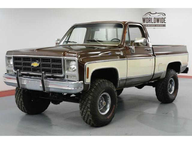 Picture of 1979 Pickup - $18,900.00 Offered by  - P1V4
