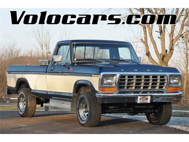 1979 Ford F150 For Sale Craigslist Ohio 1979 Ford F150 For ...