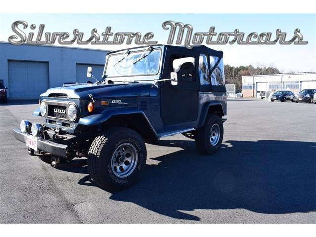 Picture of 1972 Toyota Land Cruiser FJ located in Massachusetts Auction Vehicle - P1VI