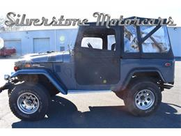 Picture of Classic '72 Toyota Land Cruiser FJ located in North Andover Massachusetts - $28,500.00 Offered by Silverstone Motorcars - P1VI