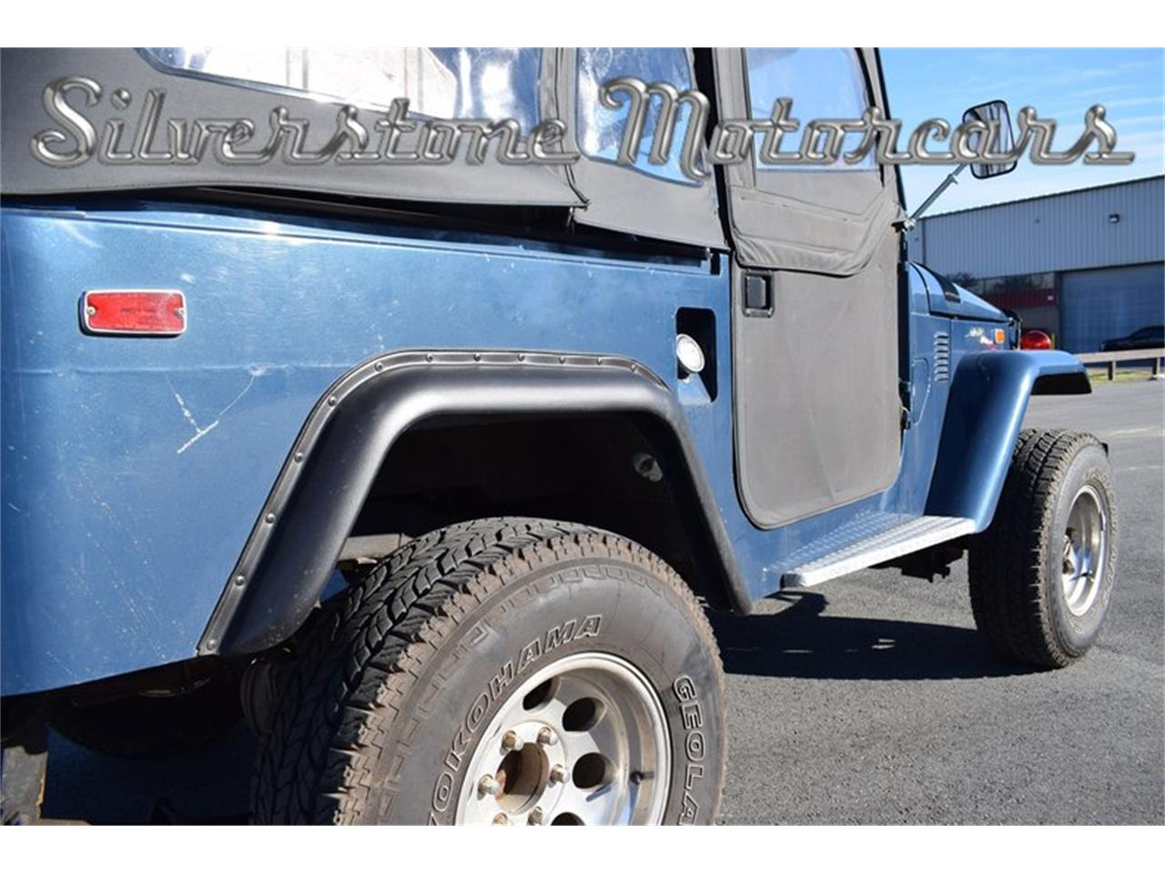 Large Picture of '72 Land Cruiser FJ - $28,500.00 Offered by Silverstone Motorcars - P1VI