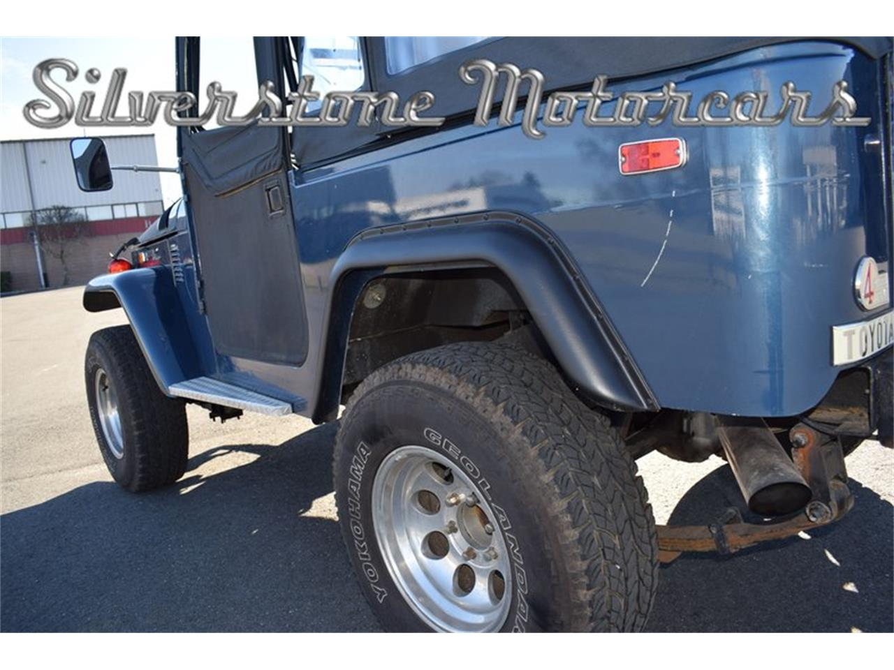 Large Picture of Classic '72 Land Cruiser FJ - $28,500.00 Offered by Silverstone Motorcars - P1VI