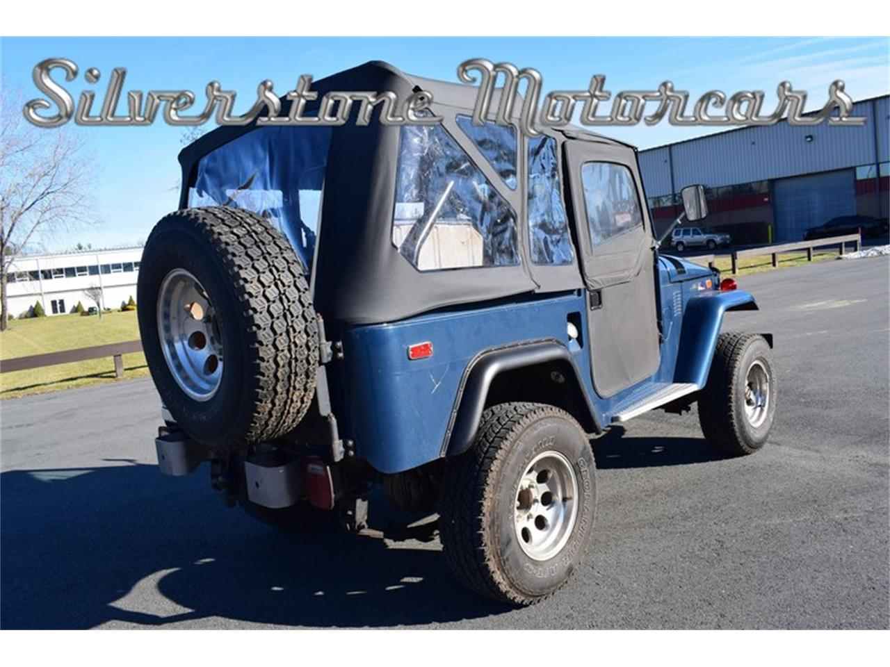 Large Picture of '72 Land Cruiser FJ located in North Andover Massachusetts - $28,500.00 Offered by Silverstone Motorcars - P1VI