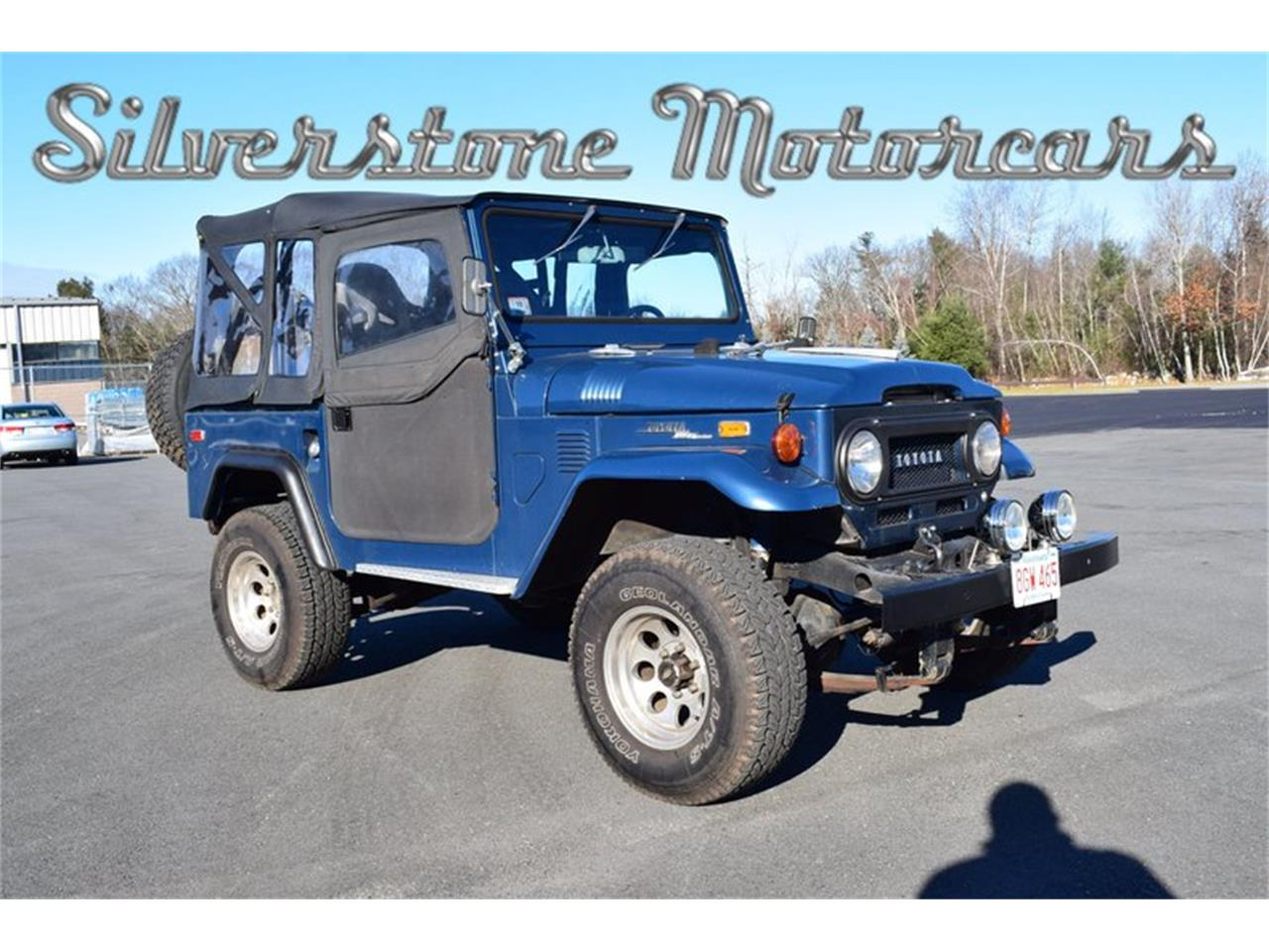 Large Picture of 1972 Toyota Land Cruiser FJ located in North Andover Massachusetts Offered by Silverstone Motorcars - P1VI
