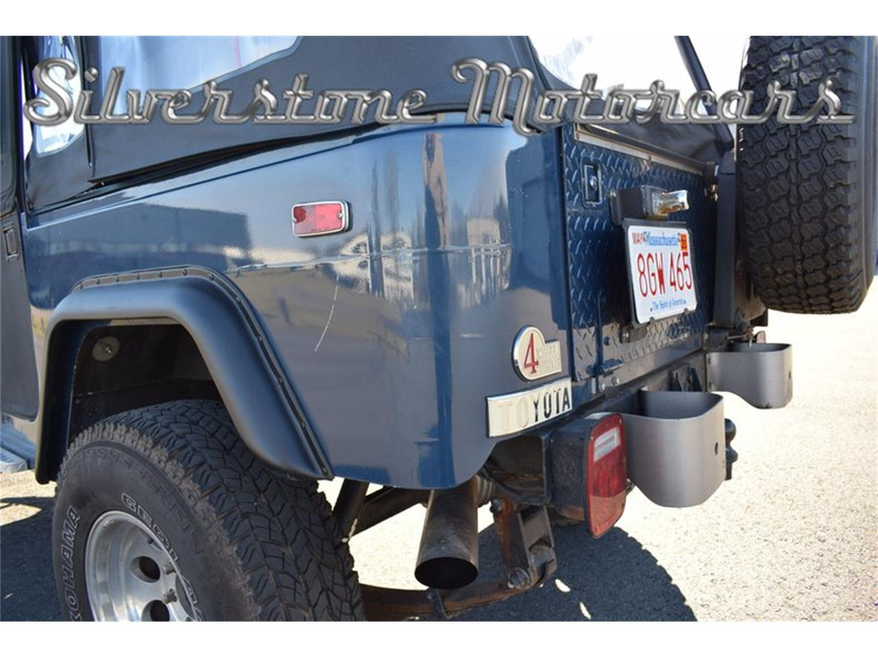 Large Picture of '72 Toyota Land Cruiser FJ - $28,500.00 Offered by Silverstone Motorcars - P1VI