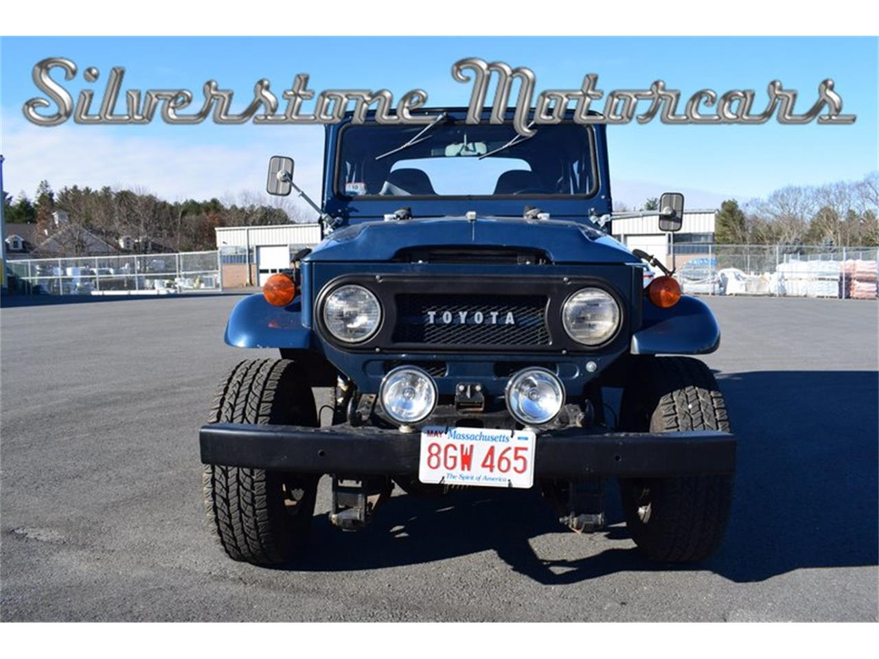 Large Picture of Classic 1972 Land Cruiser FJ - $28,500.00 Offered by Silverstone Motorcars - P1VI