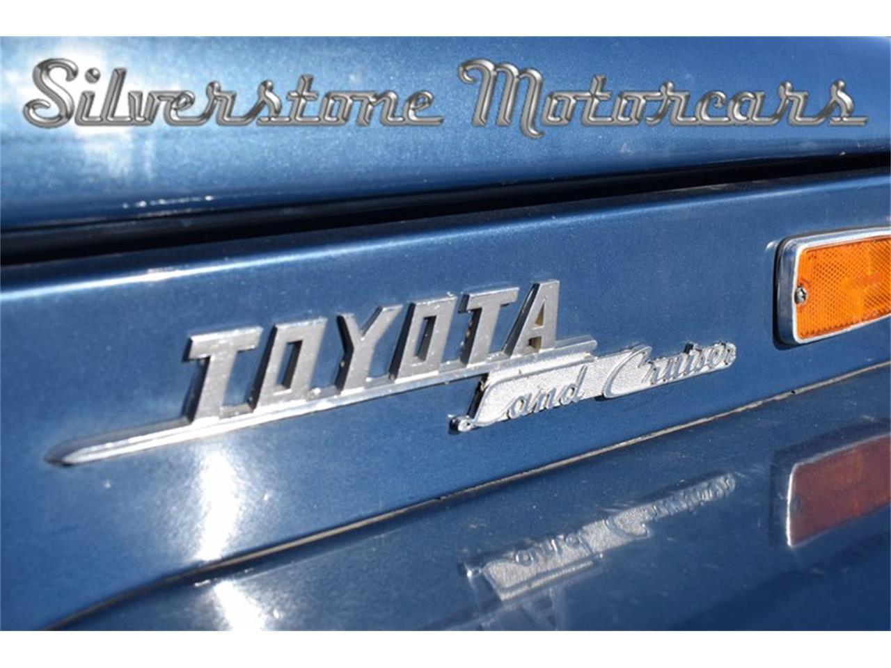Large Picture of 1972 Toyota Land Cruiser FJ - $28,500.00 - P1VI