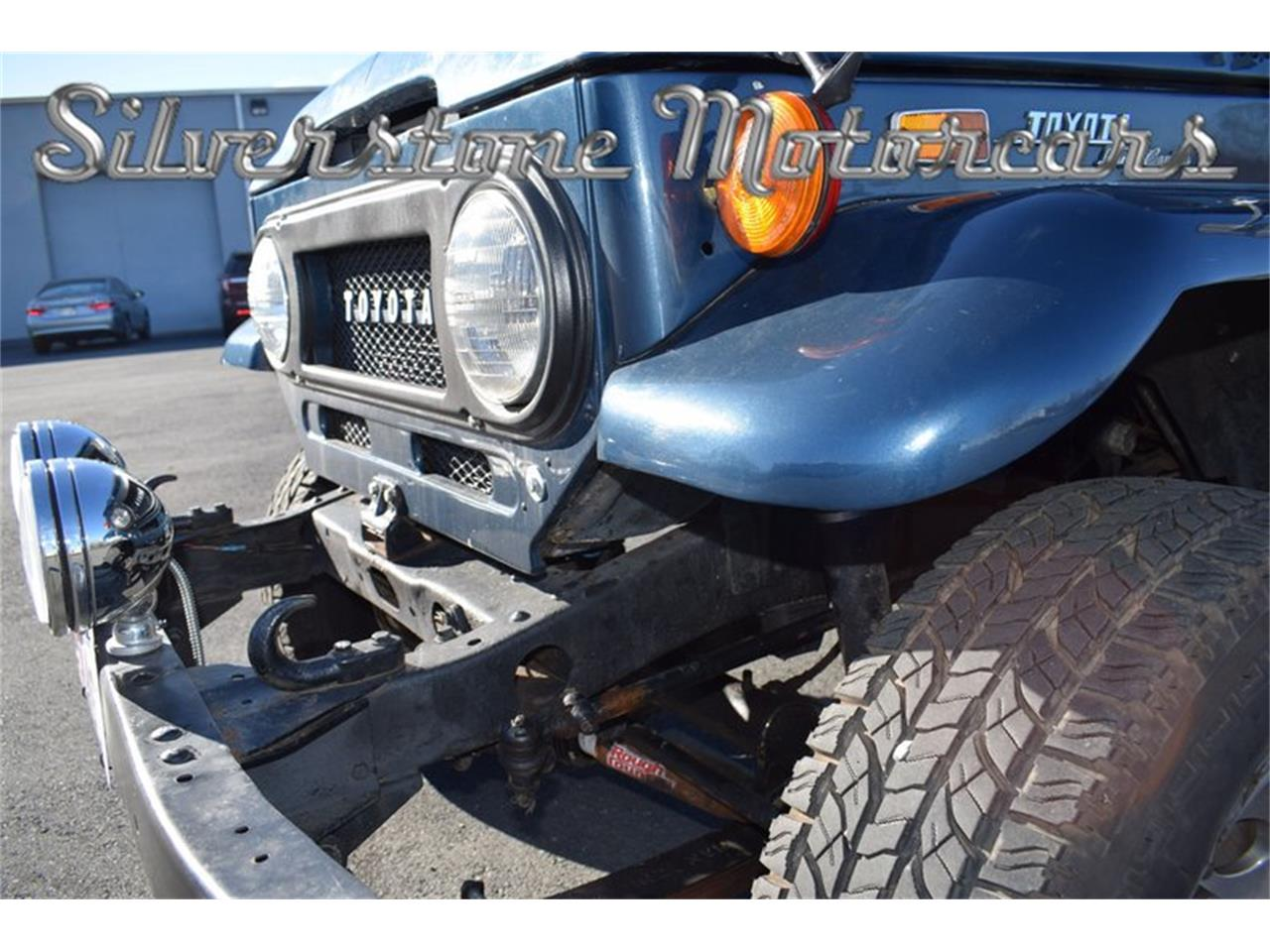 Large Picture of '72 Toyota Land Cruiser FJ located in North Andover Massachusetts Offered by Silverstone Motorcars - P1VI