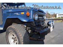 Picture of Classic '72 Land Cruiser FJ located in Massachusetts - $28,500.00 Offered by Silverstone Motorcars - P1VI