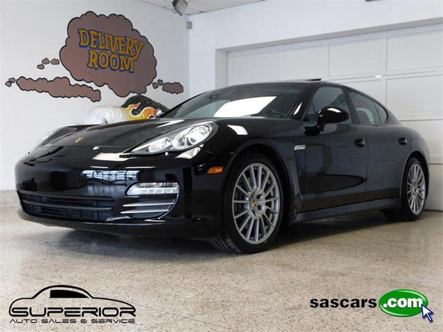 Picture of '13 Porsche Panamera located in New York - P1VJ