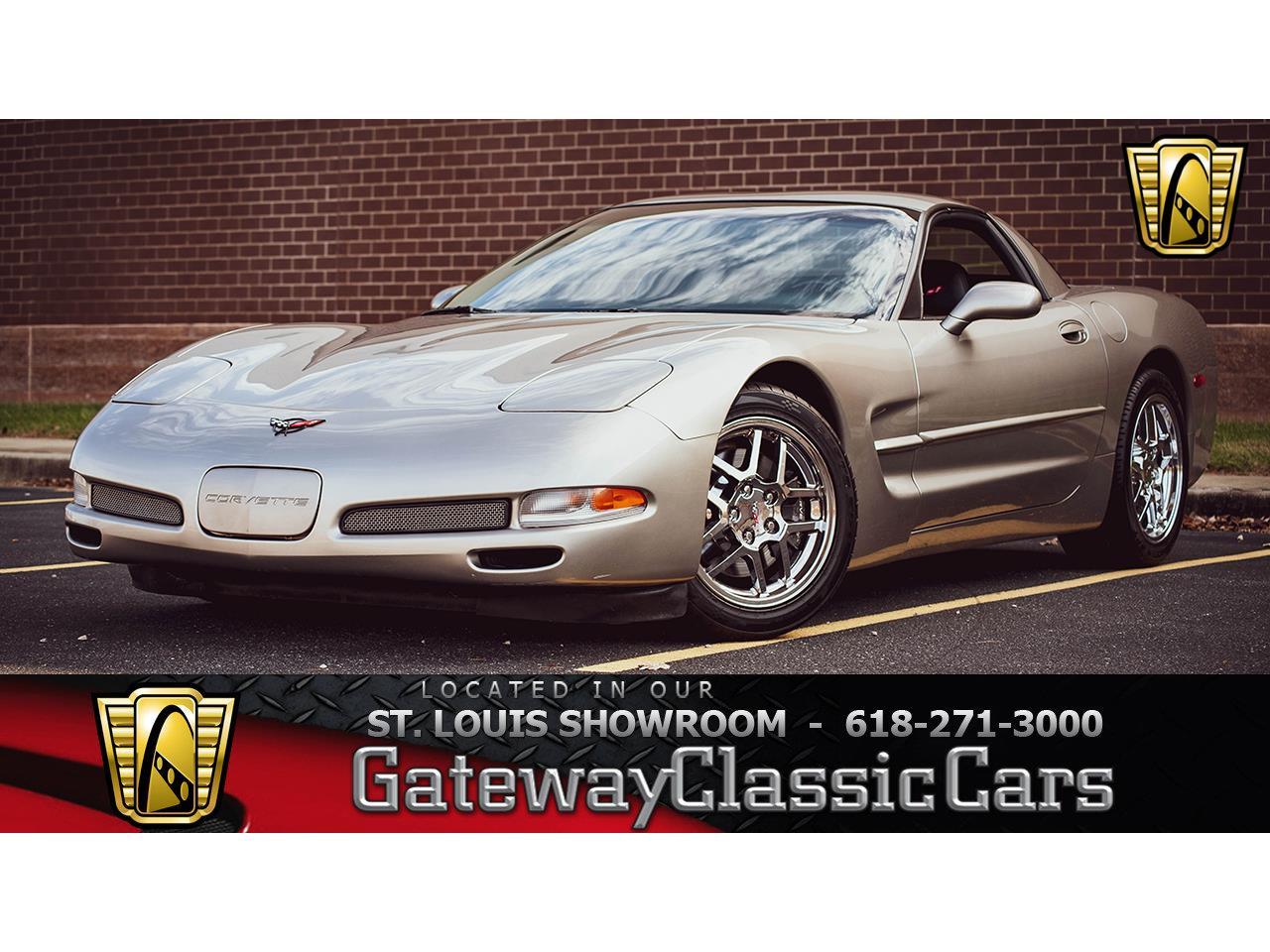 1999 Corvette For Sale >> For Sale 1999 Chevrolet Corvette In O Fallon Illinois