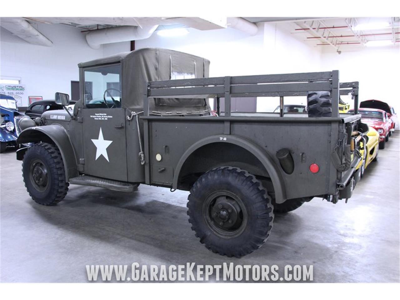 For Sale: 1953 Dodge M37 in Grand Rapids, Michigan