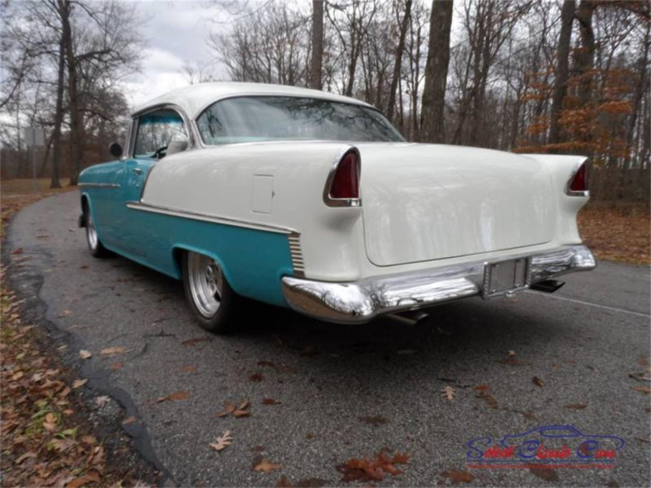 Large Picture of Classic 1955 Bel Air - P1VV