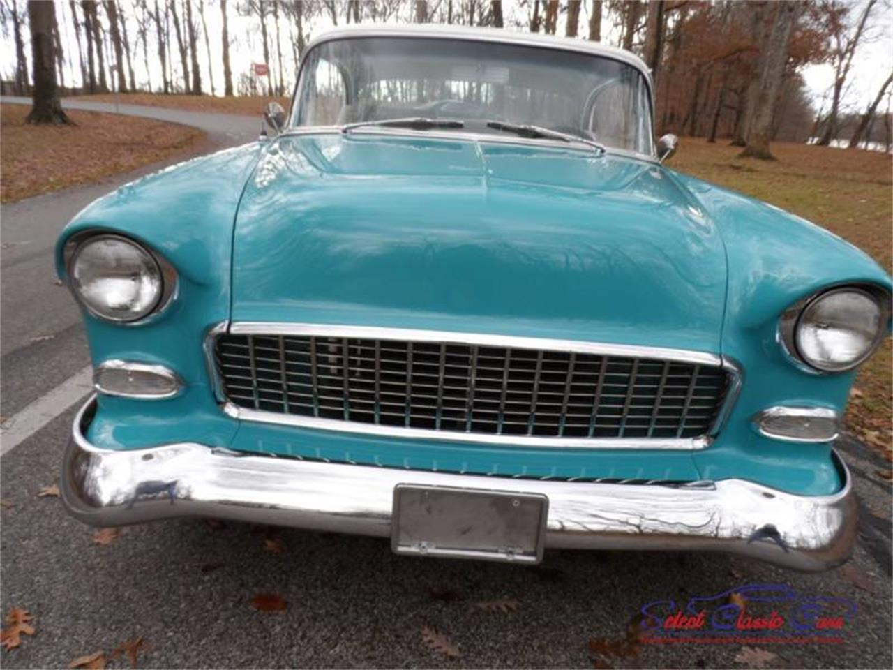 Large Picture of 1955 Chevrolet Bel Air located in Georgia - $49,900.00 Offered by Select Classic Cars - P1VV