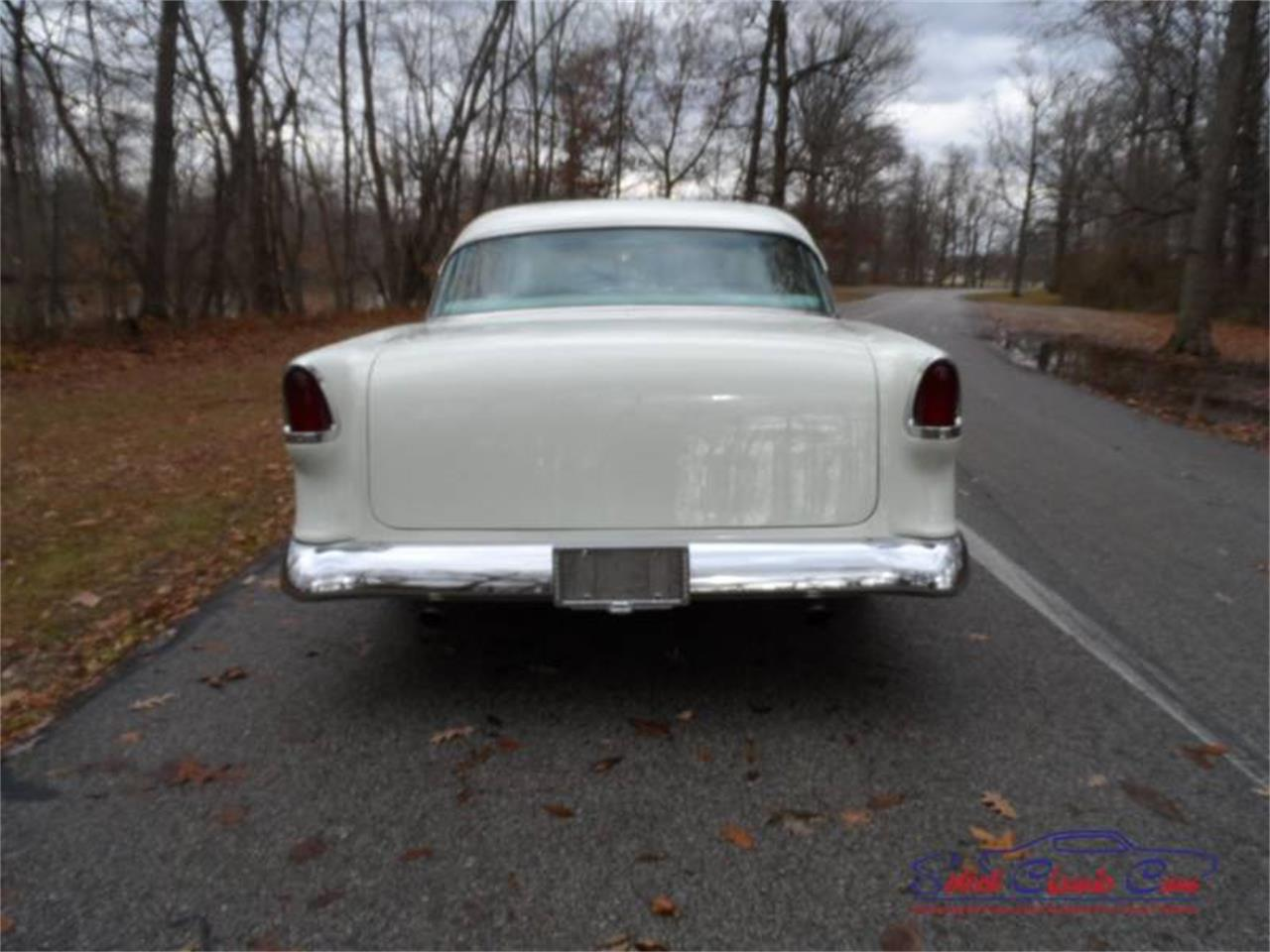 Large Picture of Classic '55 Bel Air located in Georgia - $49,900.00 Offered by Select Classic Cars - P1VV