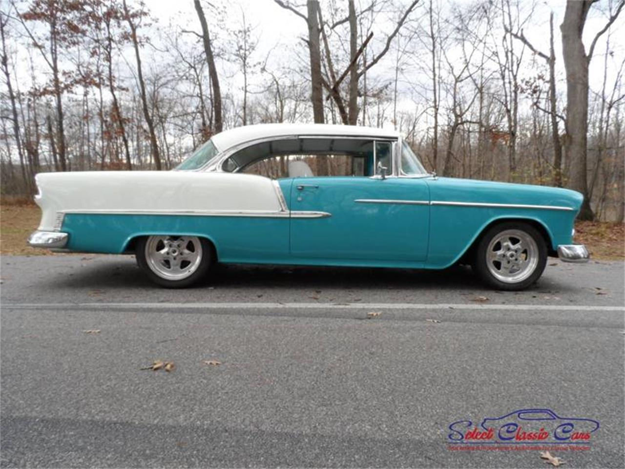 Large Picture of 1955 Chevrolet Bel Air - P1VV