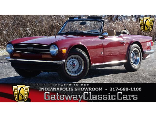 Picture of '73 TR6 - P1W5