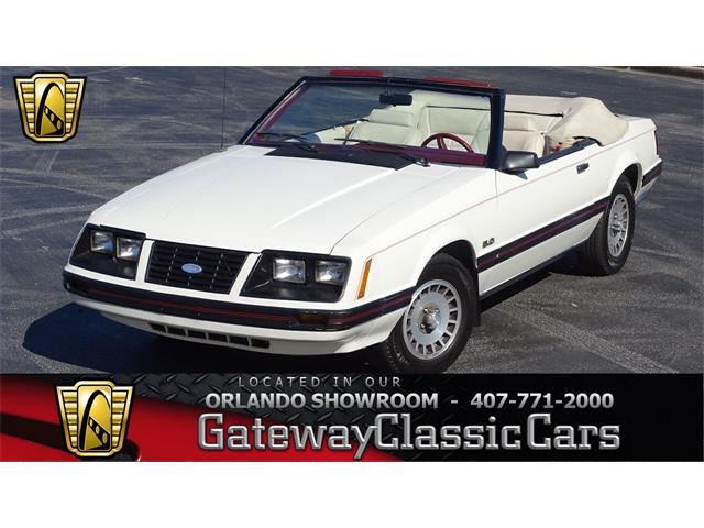 Picture of '83 Mustang - P1X1